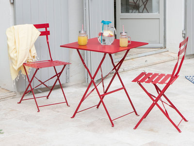 table de jardin pop up