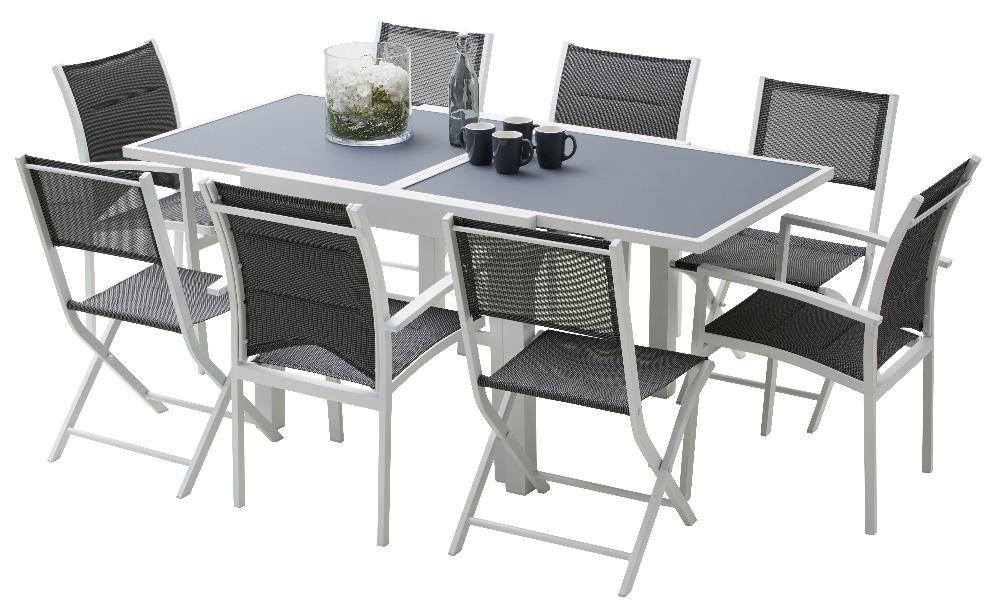 table de jardin profondeur 70 cm