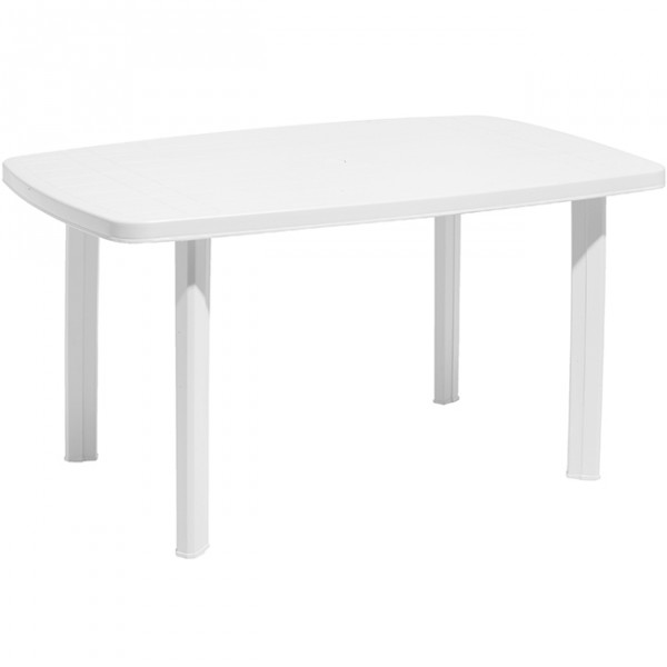 Awesome Table De Jardin Ovale Pvc Contemporary - Amazing House ...