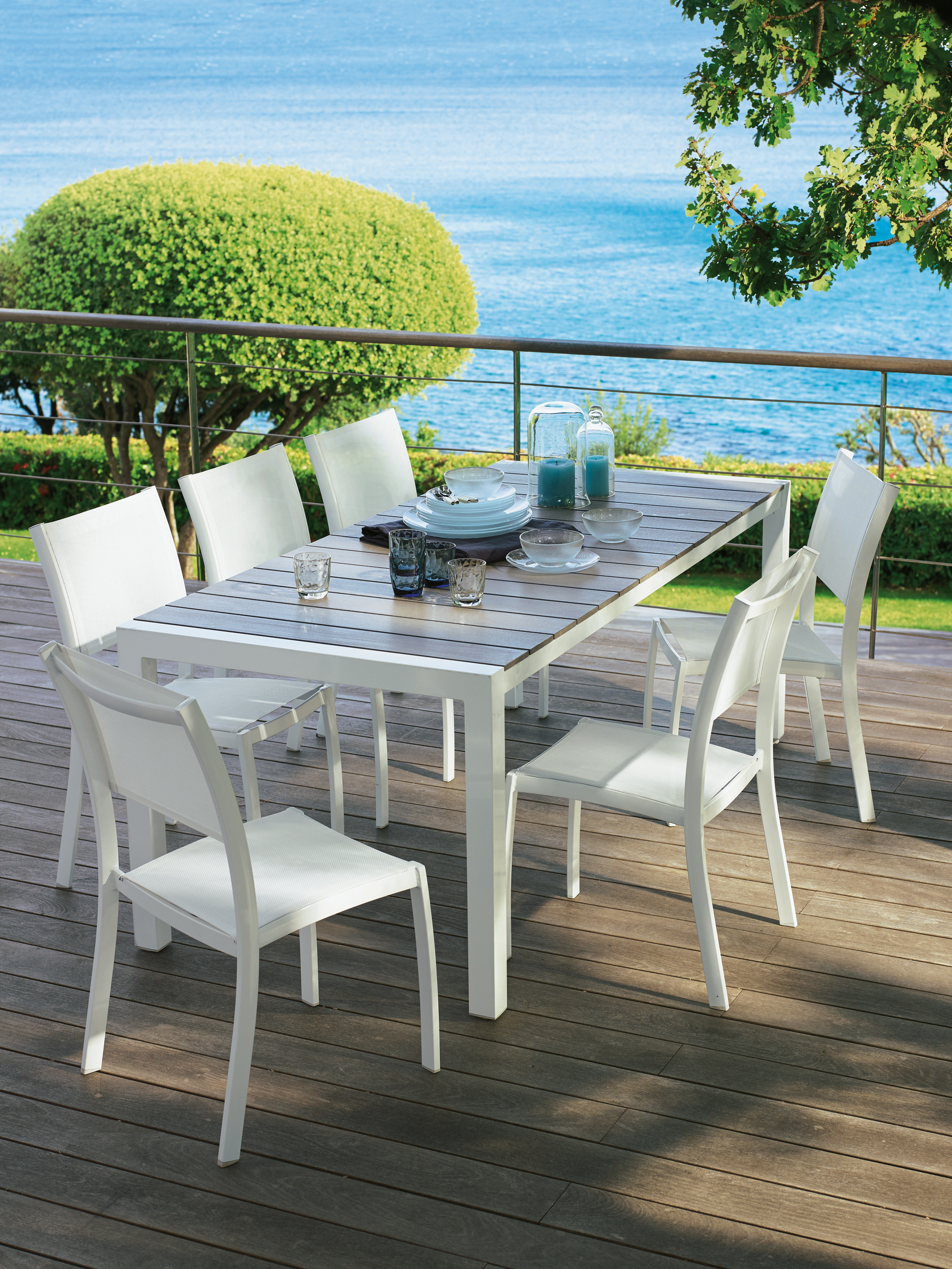 table de jardin qualite