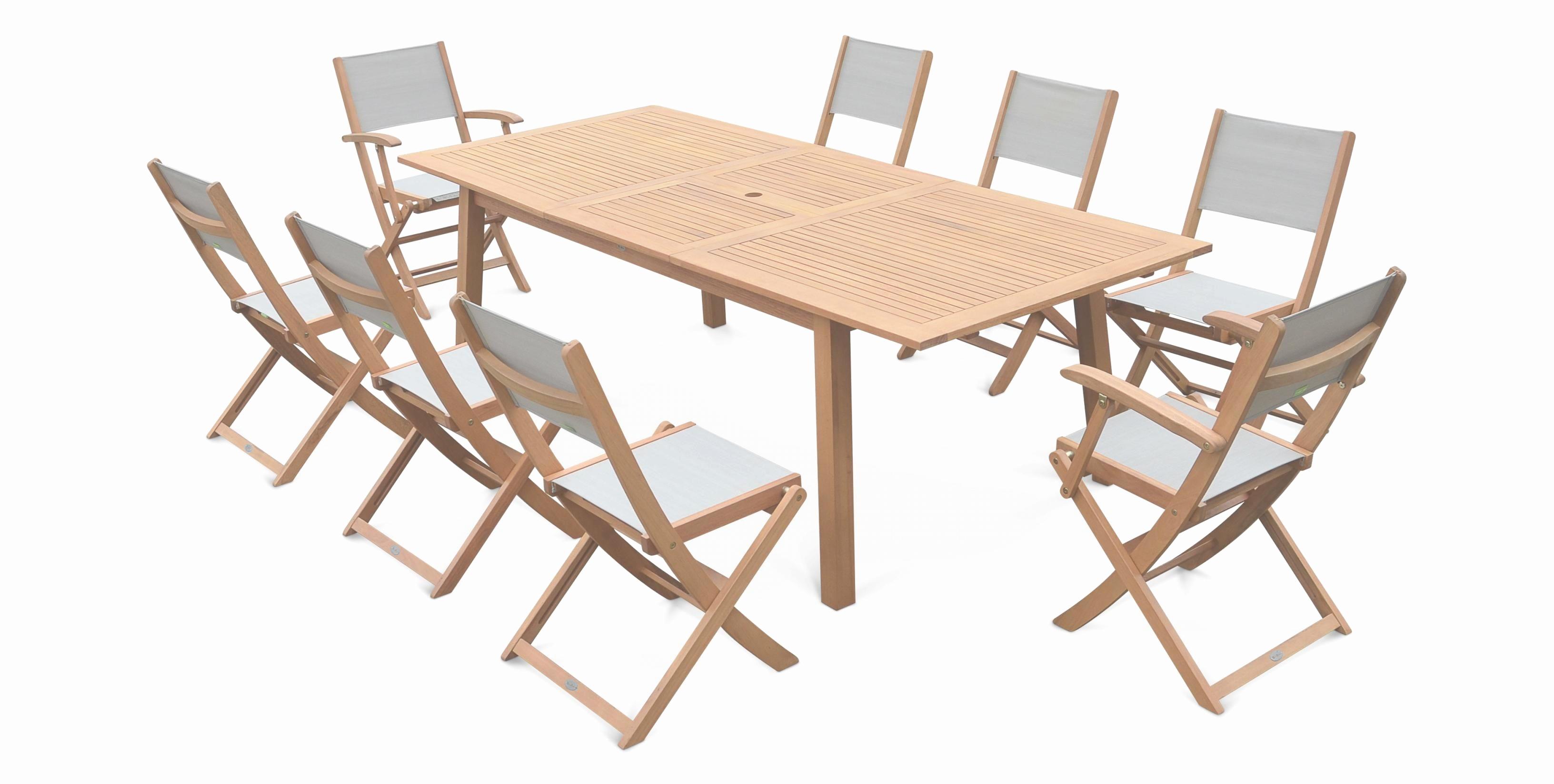 table de jardin rectangulaire wellington