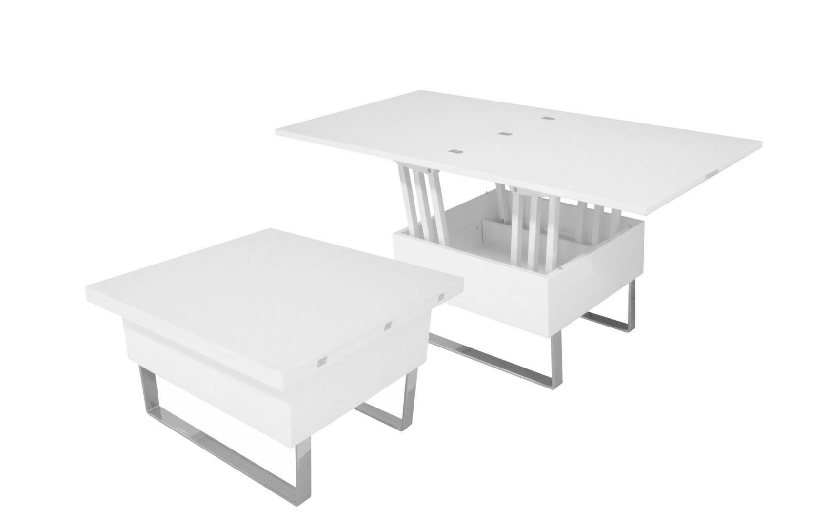 table de jardin relevable