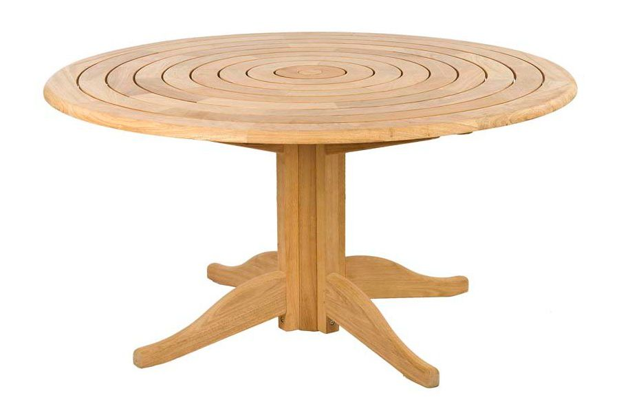 table de jardin ronde 90 cm
