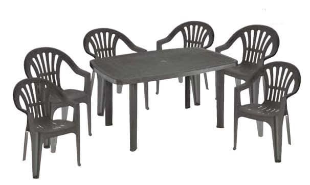 De Jardin Solde Auchan Table De Table PkX8N0wOnZ