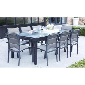 table de jardin solde auchan
