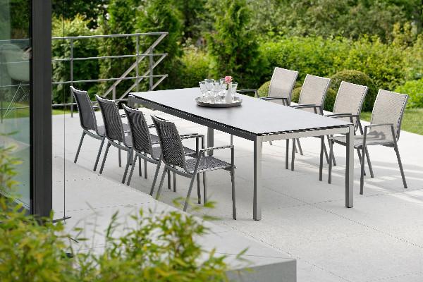 table de jardin korfez