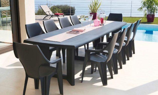 table de jardin super u