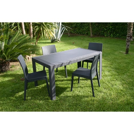 table de jardin urano