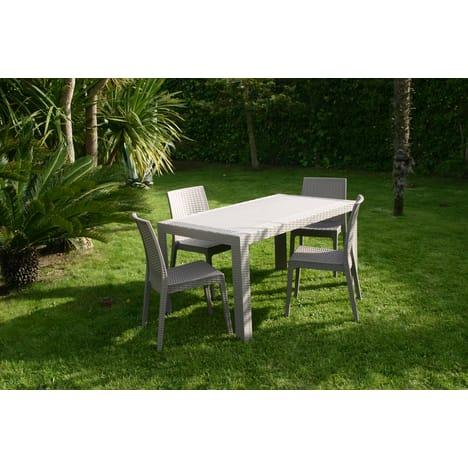table de jardin urano