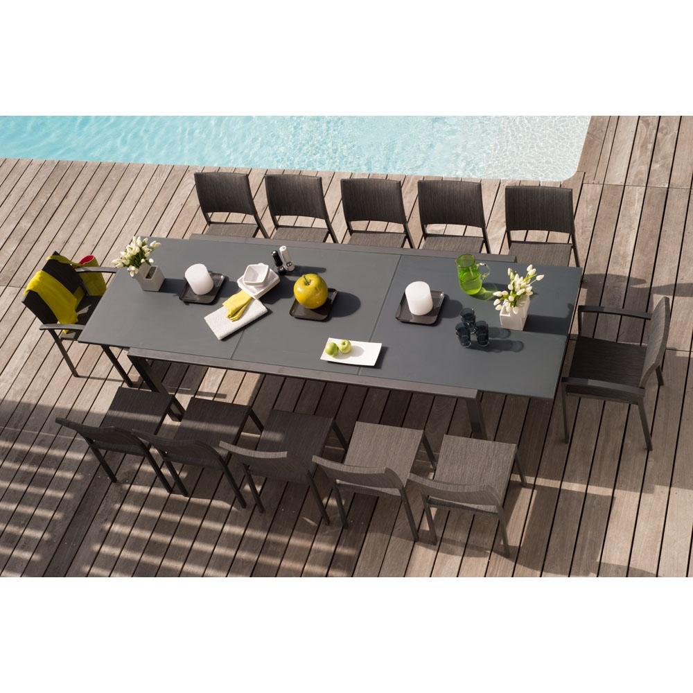 table de jardin urban