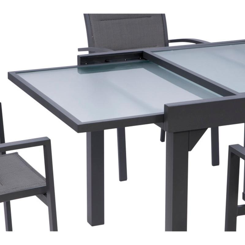 table de jardin 120x80