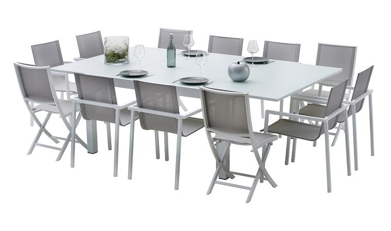 table de jardin whitestar