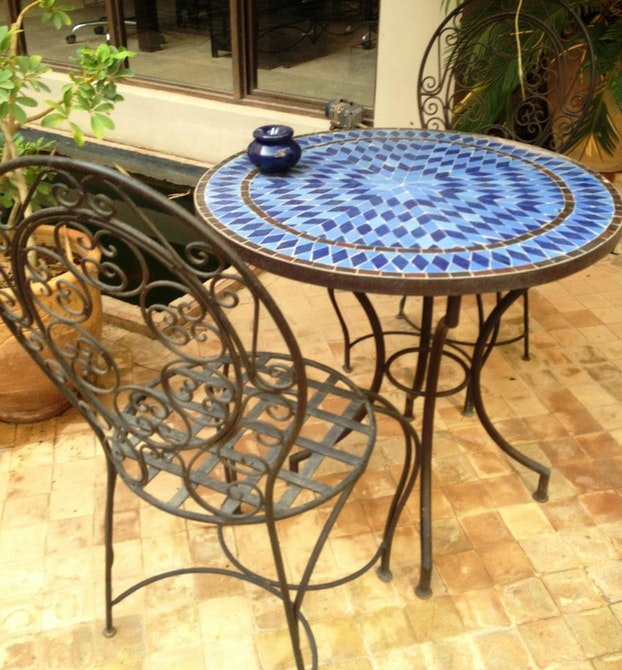 Zellige Jardin Table Table Carrefour De Jardin De Carrefour Table Zellige De pUVMGSqz