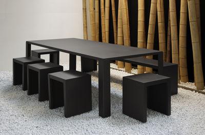 table de jardin zeus