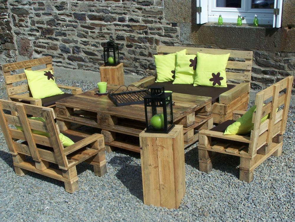 table de jardin zodio