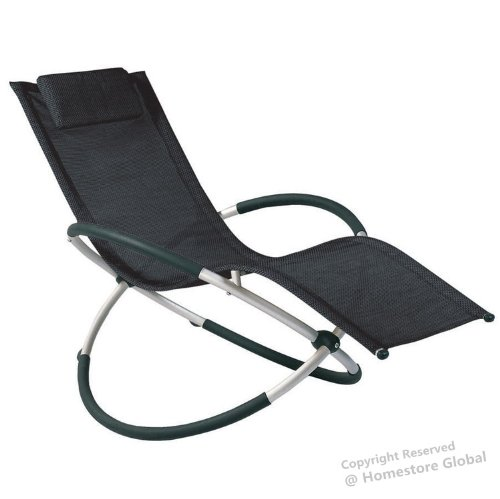 transat de jardin rocking chair