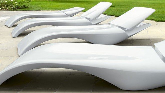 Chaise Longue Transat Design. Remodelling. Home Remodelling ...