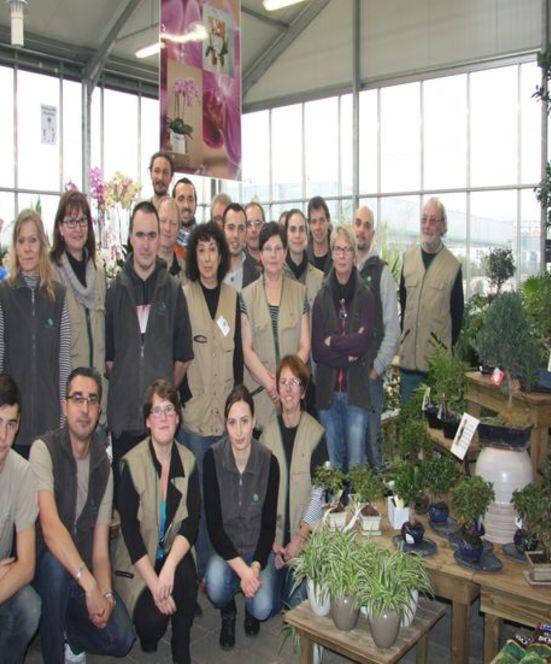 transat jardin gamm vert