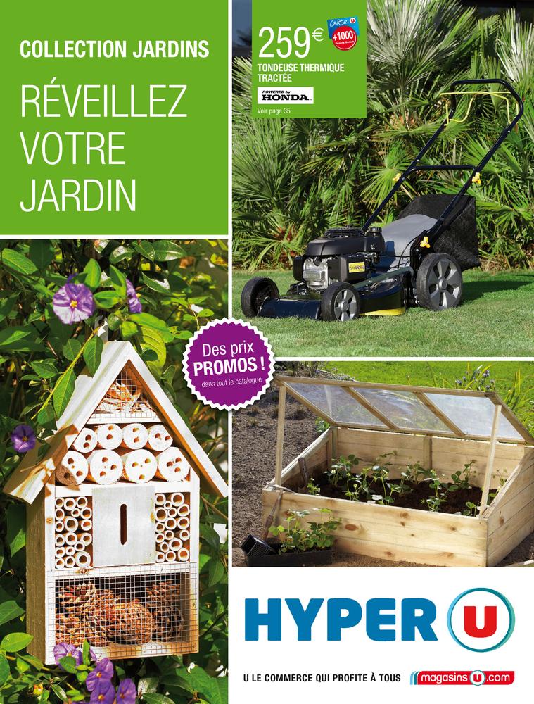 transat jardin hyper u