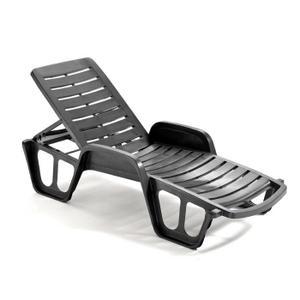 Free Chaise Longue Plastique Jardin With