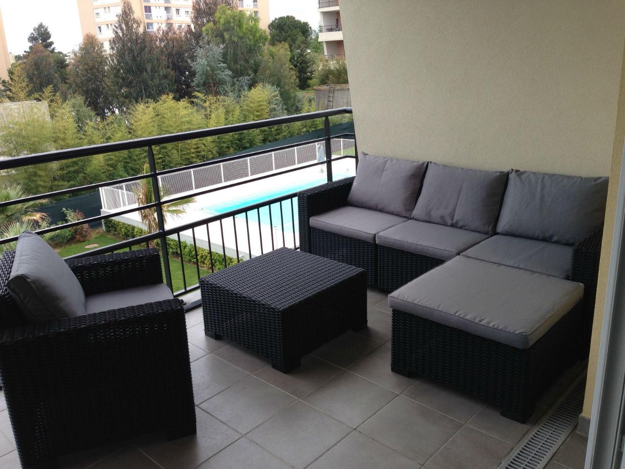 salon de jardin et terrasse
