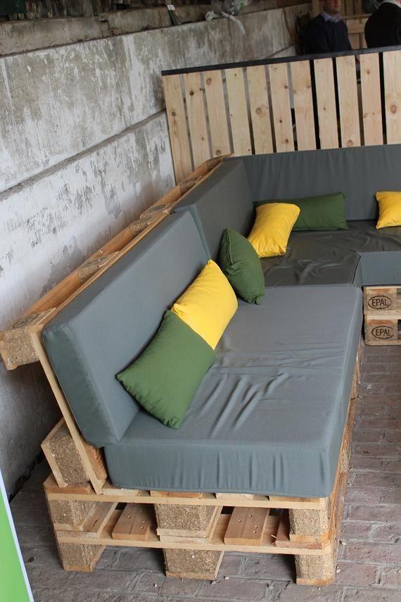 salon de jardin pour s'allonger