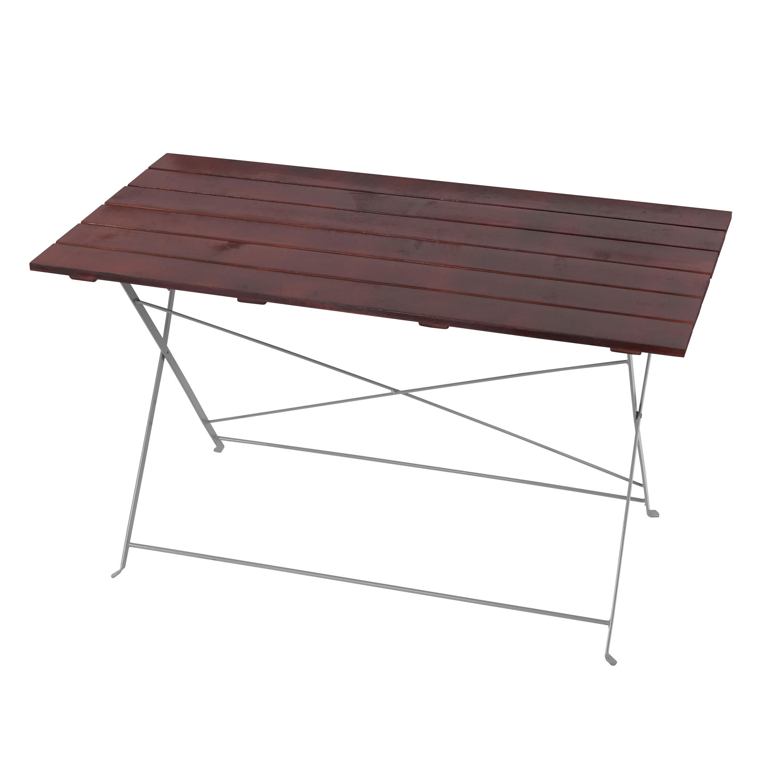 table de jardin 70×60