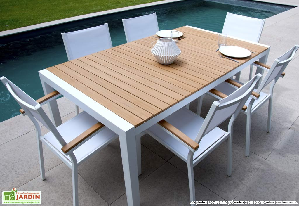table de jardin delamaison